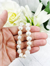Load image into Gallery viewer, 10-11mm Freshwater Baroque Pearls for jewellery making (Approx 41)