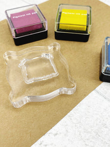 Silicone Picture Polaroid Sticky Note Stamps For Planning Journalling Scrapbooking and Card Making