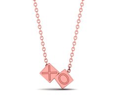 Nora XO Necklace
