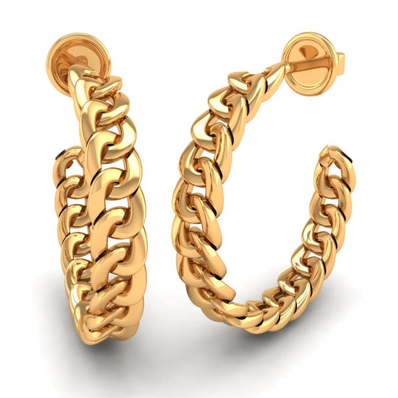 Cici Hoop Earrings