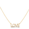 Diem Love Necklace