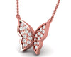 Beth Butterflies Necklace