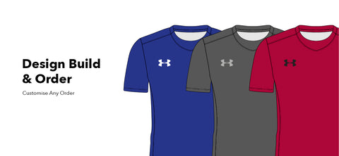 Design Build And Order Your Clothing On Our Website With Our Kit Builder