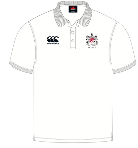 Pate's Girls PE/Games Polo Shirt