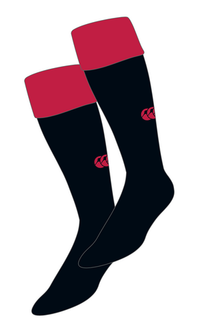 Pate's Girls Senior Games Socks (Yr 11-13)