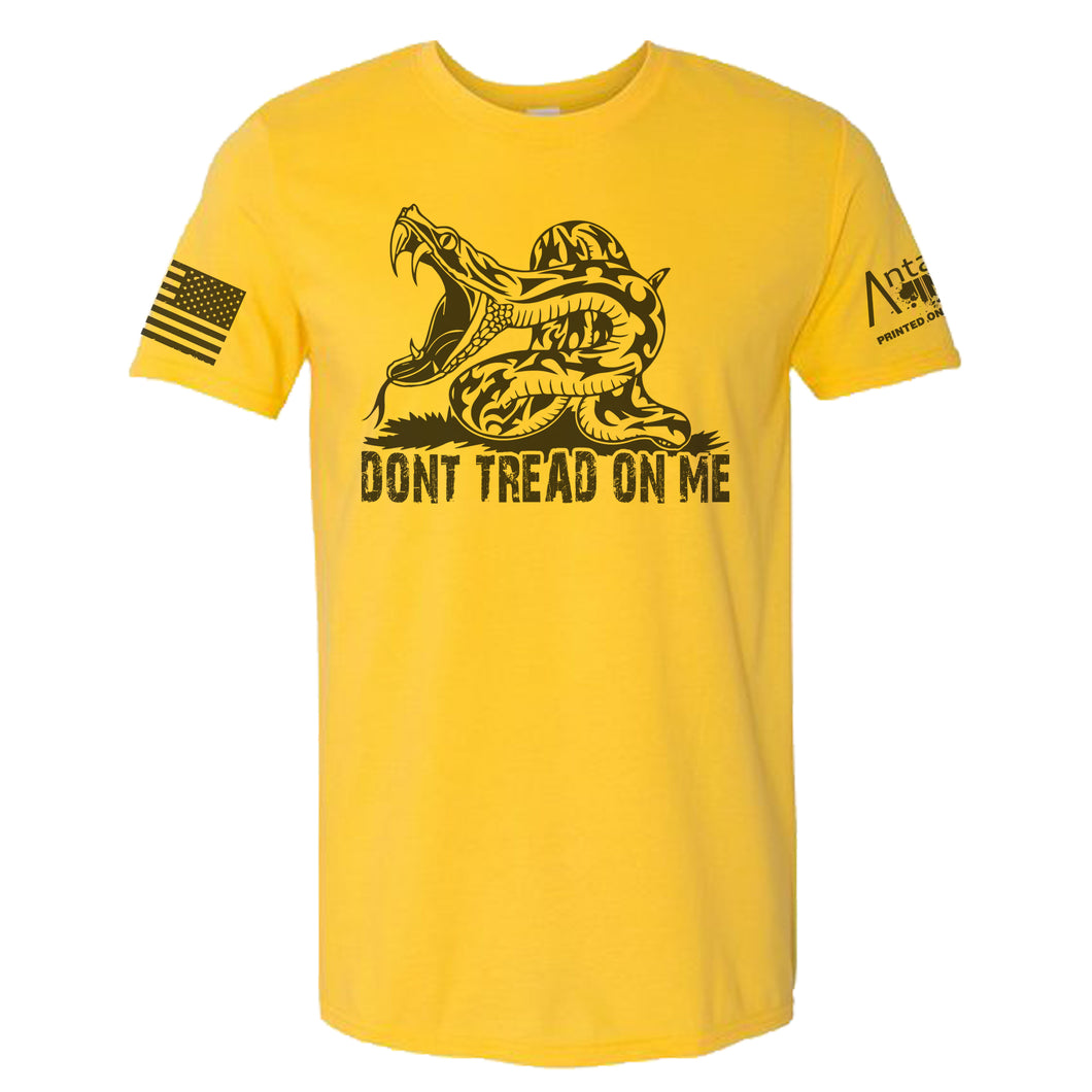 Modern Gadsden Snake - Dont Tread On Me