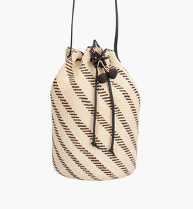 Ash Cherry Bunch Maxi Bag