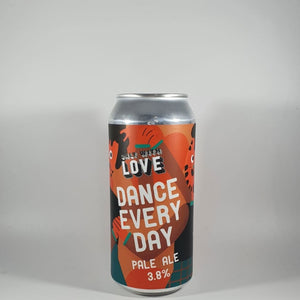 Only With Love - Dance Every Day