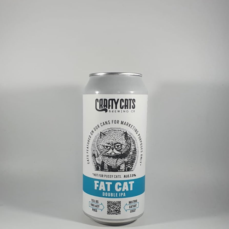 Crafty Cats Brewing - Fat Cat