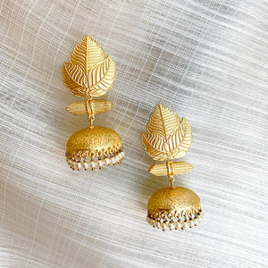 Leafy Affair Earrings