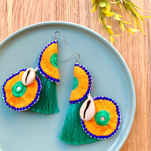 Fresh Tropical Earrings