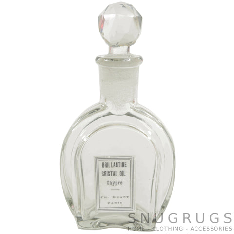 French Vintage Perfume Bottle -  Chypre