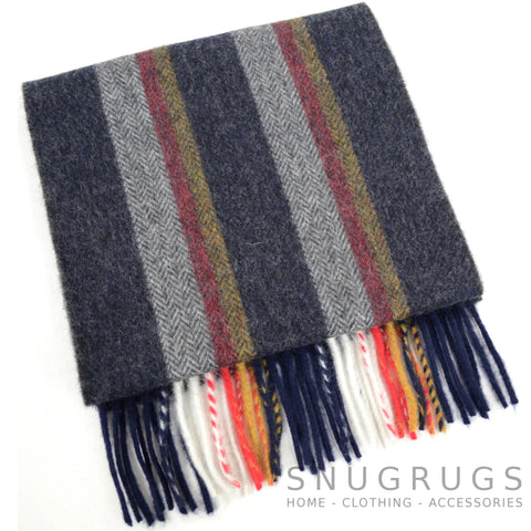 Extra Long Lambswool Scarf