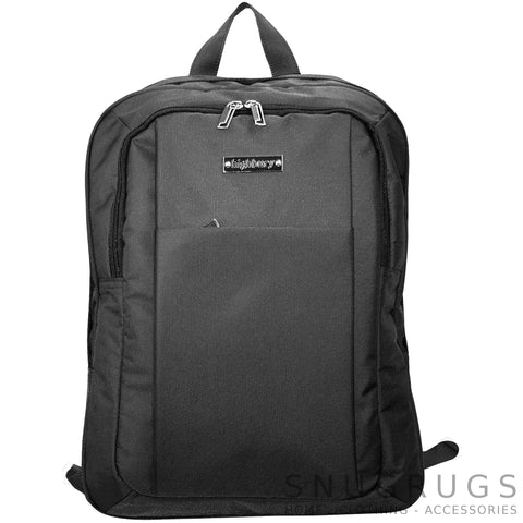 Luxury Lightweight Padded Rucksack - Black