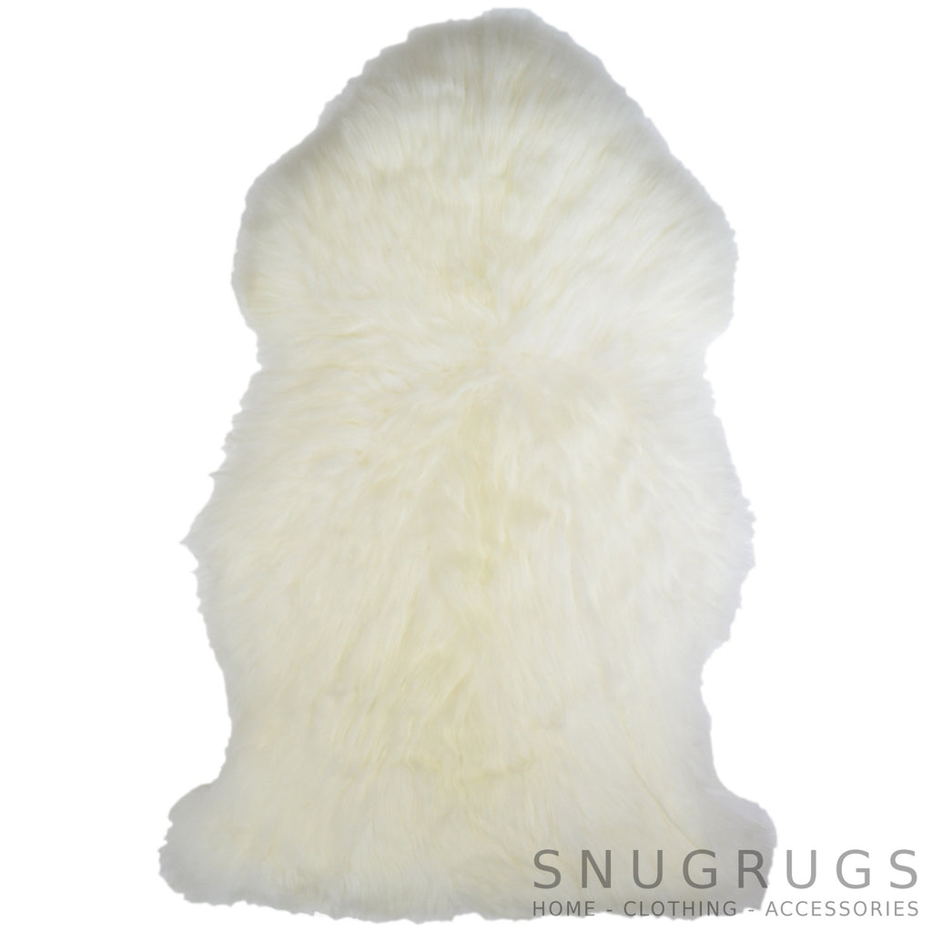 Natural Ivory Single Sheepskin Rug