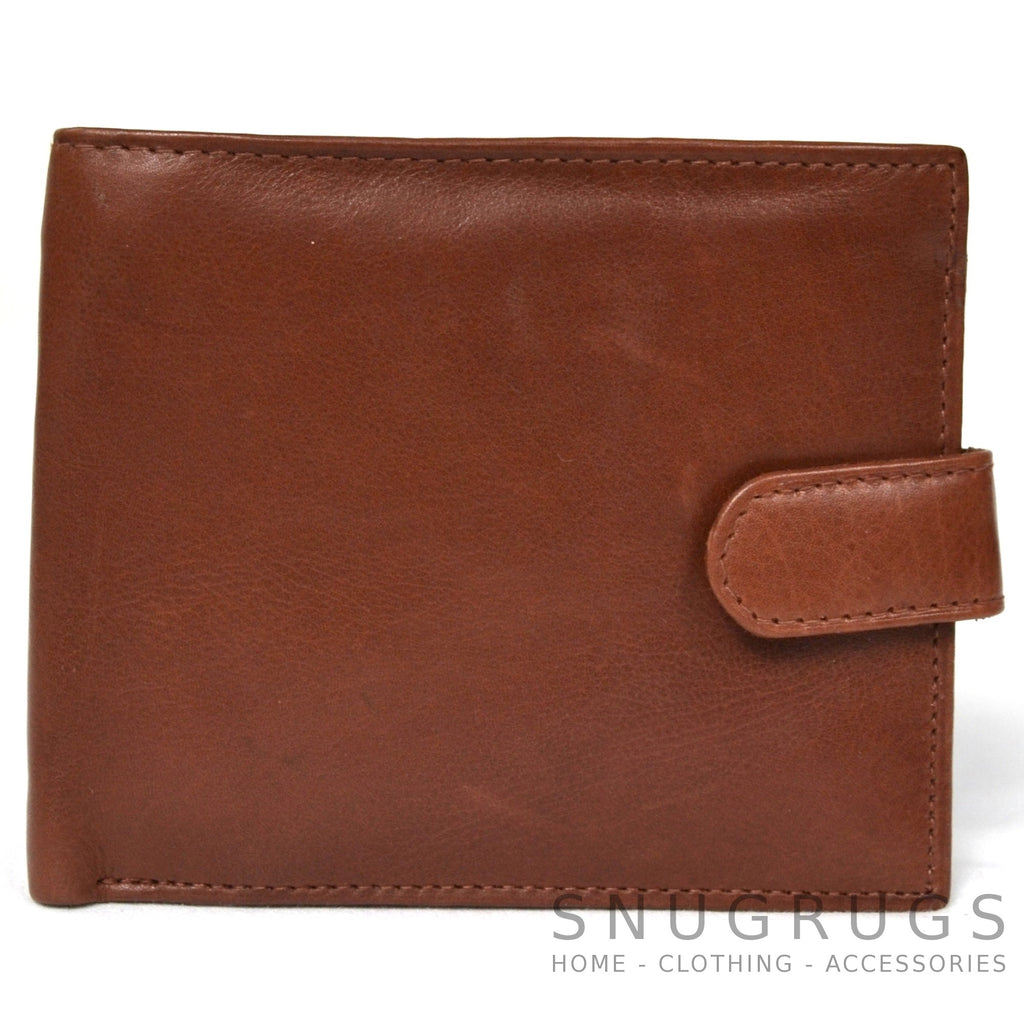 Oscar - Prime Hide Leather Wallet - Tan