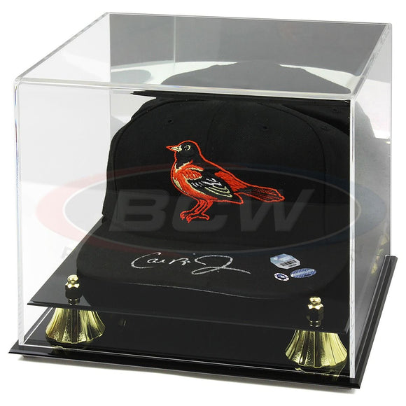 BCW Deluxe Acrylic Hat/Cap Display Case