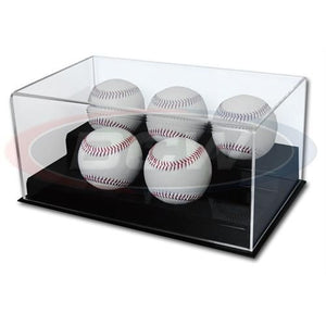 BCW Deluxe Acrylic 5x Display Case - Baseball, Cricket