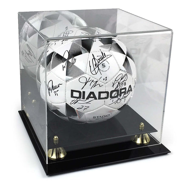 BCW Deluxe Acrylic Display Case - Soccer, Volleyball
