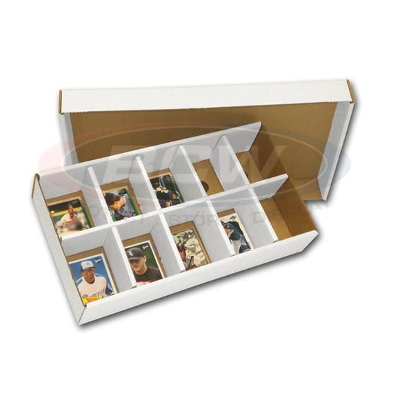 BCW Cardboard Card Sorting Tray Box