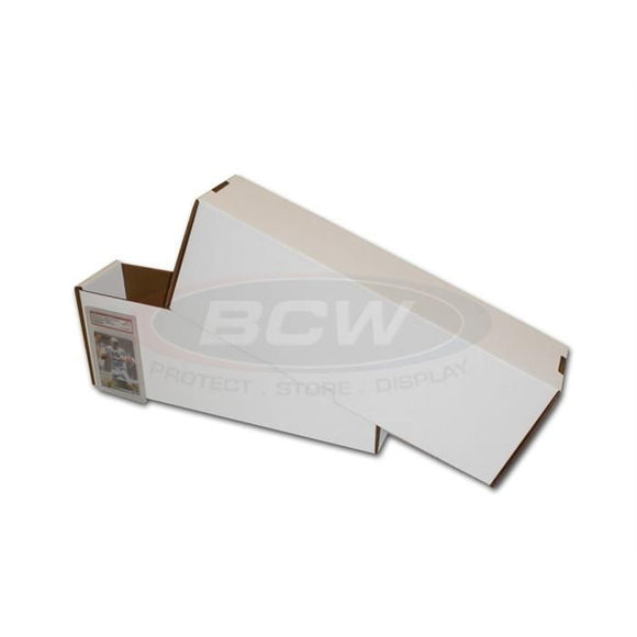 BCW Super Vault Cardboard Storage Box