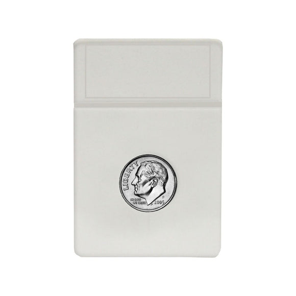 BCW Coin Slab White Inserts - US Dime 17.9mm (25ct)