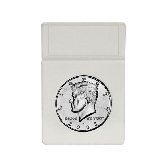 BCW Coin Slab White Inserts - US Half Dollar 30.6mm (25ct)