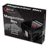 BCW Magazine & Document Plastic Storage Bin