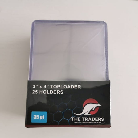 The Traders Toploaders 35pt (25ct)
