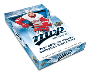 2019-20 Upper Deck MVP NHL Hockey - Hobby Box