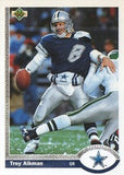 1991 Upper Deck Premier Edition NFL Football - Retail Pack