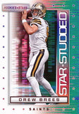 2018 Panini Rookies & Stars NFL Football - Cello/Fat/Value Pack