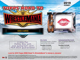 2019 Topps WWE Road to WrestleMania - Hanger Box