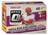 2020 Panini Donruss Optic MLB Baseball - Mega Box