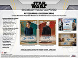 Topps Star Wars Chrome Perspectives: Resistance vs. First Order (2020) - Hobby Box