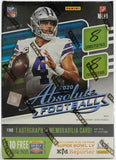 2020 Panini Absolute NFL Football - Blaster Box