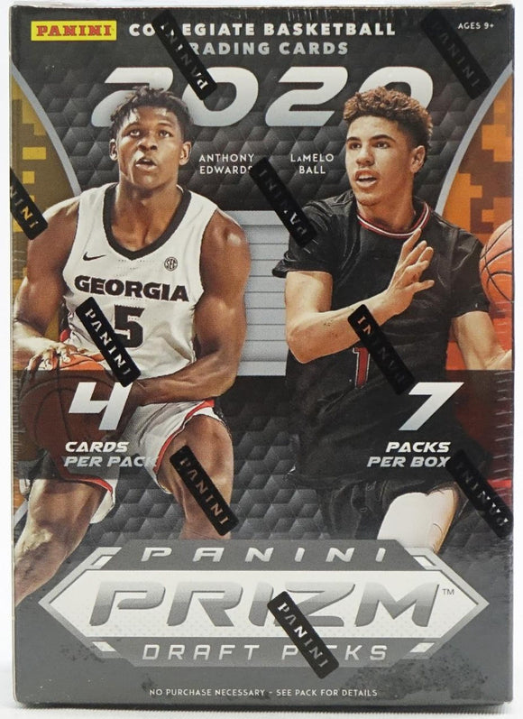 2020-21 Panini Prizm Draft Picks NBA Basketball cards - Blaster Box