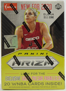 2020 Panini Prizm WNBA Basketball cards - Blaster Box
