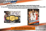 2019 Topps WWE Smackdown - Blaster Box (Walmart Exclusive)