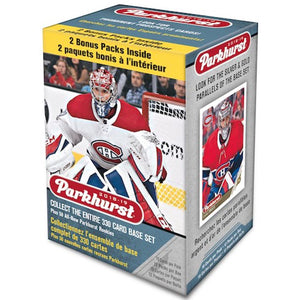 2018-19 Upper Deck Parkhurst NHL Hockey - Blaster Box