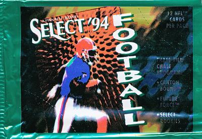 1994 Score Select NFL Football - Retail Pack