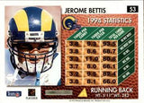 1995 Score Summit Edition Series 2 NFL Football - Retail Pack