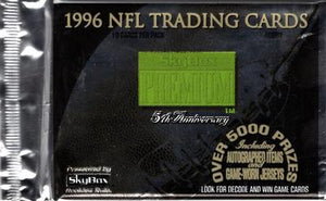 1996 Skybox Premium NFL Football - Hobby Pack