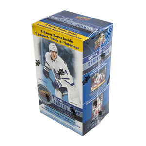 2017-18 Upper Deck Series 1 NHL Hockey cards - Blaster Box
