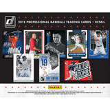 2015 Panini Donruss MLB Baseball cards - Cello/Fat/Value Pack