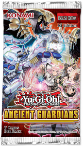 Yu-Gi-Oh! Ancient Guardians Booster Pack