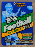 1993 Topps Series 1 NFL Football - Retail Pack