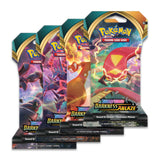 Pokemon Sword & Shield: Darkness Ablaze Sleeved Booster Pack (Retail)
