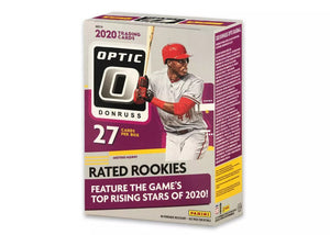 2020 Panini Donruss Optic MLB Baseball - Blaster Box