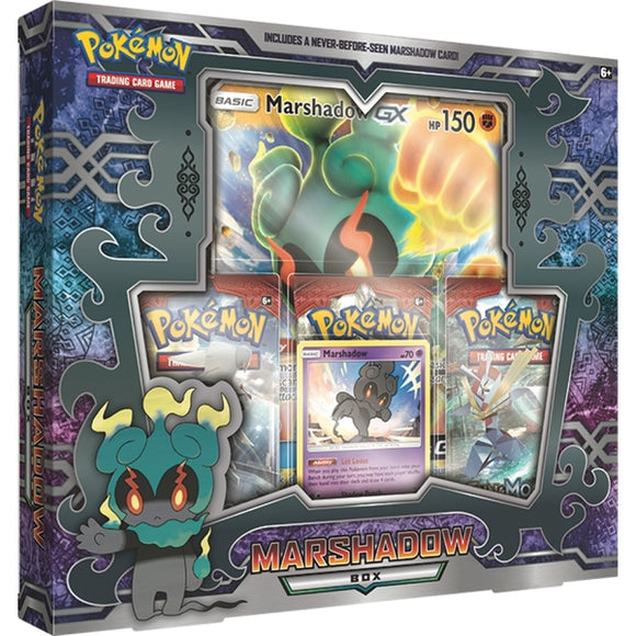 Pokemon Marshadow Box
